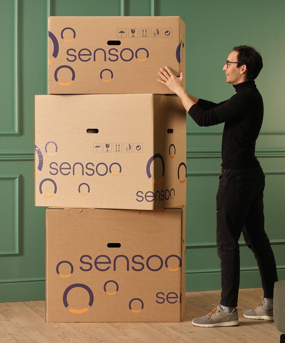 Sensoo Boxen