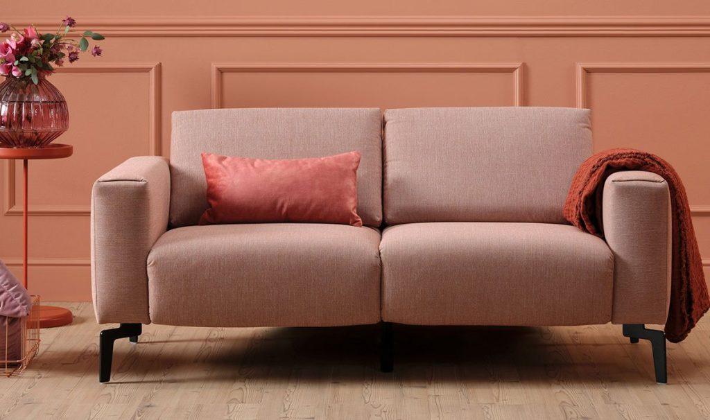 Ein rosaner Cosy1 2-Sitzer